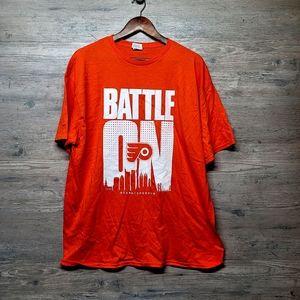 Philadelphia Flyers NHL T Shirt. Perfect Condition